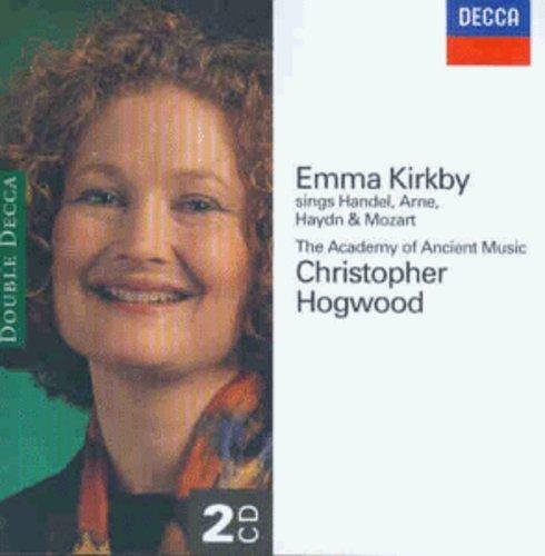 Emma Kirkby sings Handel, Arne, Haydn, & Mozart by Double Decca
