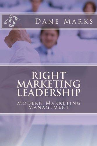 Read Online Right Marketing Leadership: Modern Marketing Management pdf epub