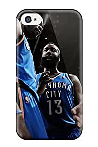 Elliot D. Stewart's Shop oklahoma city thunder basketball nba NBA Sports & Colleges colorful iPhone 4/4s cases T9O8XV4KHAY3D69N