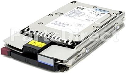 2 Pack 289241-001 HP 36.4-GB U320 SCSI HP 15K