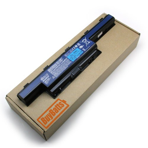 BuyBatts Battery Fits Acer AS5733-6881/AB Notebook Laptop Portable Computer