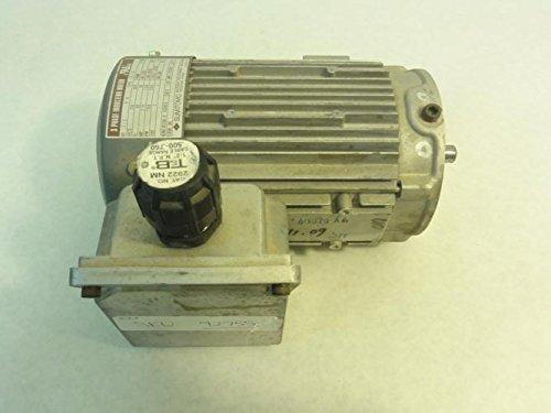 Sumitomo Tc Fx Induction Motor 1 2hp 1750rpm 230 460v