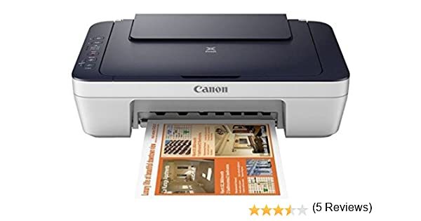 Canon Pixma MG2950S A4 - Impresora y escáner
