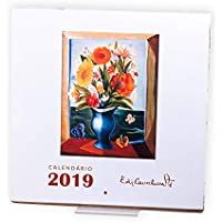 Calendário Parede - Di Cavalcanti - 2019