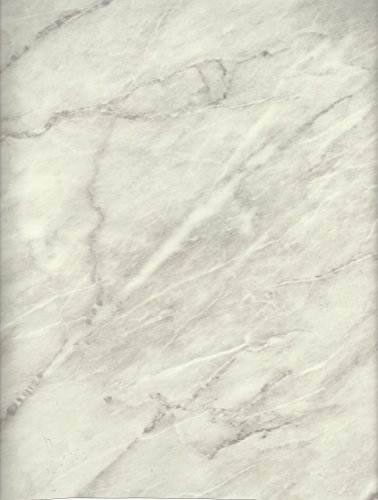 Countertop Paint Peeling : Countertop Paint? NO! Marble Peel and Stick Turkish Cream Grey Marble ...