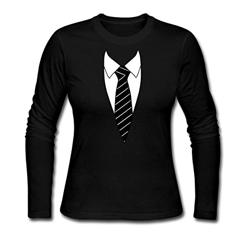 tuxedo-necktie-tux-womens-long-sleeve-jersey-t-shirt-by-spreadshirt-xl-black