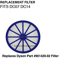 Dyson DC07, DC14, DC15 Post HEPA Filter