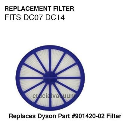 .com - dyson dc07, dc14, dc15 post hepa filter - household ...
