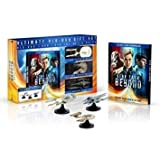 Star Trek Beyond Ultimate Blu Ray Giftset (Blu-ray + DVD + Digital HD + 3 Mini Star Trek Ships)