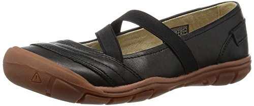 [KEEN Women's Rivington II Criss Cross CNX Mary Jane, Black, 5.5 M US] (Criss Cross Mary Jane)