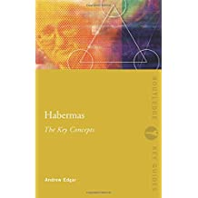 Habermas: The Key Concepts
