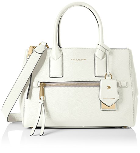 Marc Jacobs Recruit East/West Tote, Dove - Marc Jacobs White Bag
