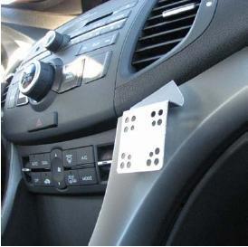 Amazoncom PanaVise Custom InDash Mount For The Acura TSX - Acura tsx accessories