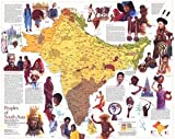 img - for National Geographic Map - Peoples of South Asia book / textbook / text book
