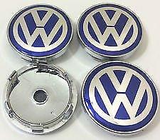 4 tapacubos Volkswagen 70 mm 7L6601149B
