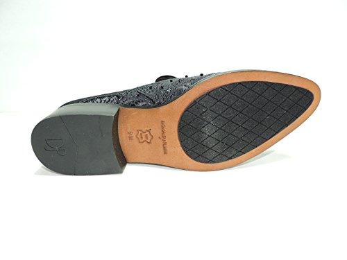 Donald J Pliner Galia Brokaat Bezaaide Instappers Loafer Flats Dames Schoenen 9 M