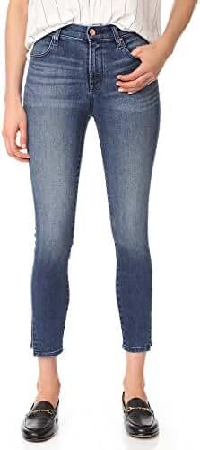 J Brand Jeans Women's Alana High Rise Crop Skinny Jean in Cover