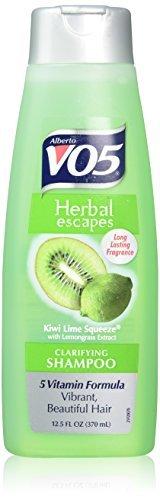 Alberto VO5 Herbal Escapes Clarifying Shampoo for Unisex,...