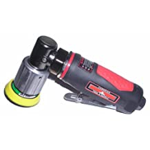 Canadian Tool and Supply 2-Inch Dual-Action Air Angle Sander Autobody Tool with Random Orbit (DAS-2)