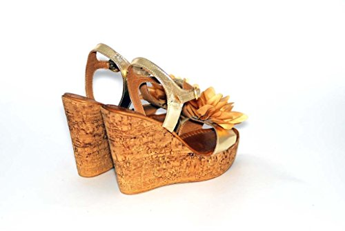 Sandali donna in pelle per l'estate scarpe RIPA shoes made in Italy - 09-8303F