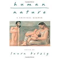 Human Nature: A Critical Reader