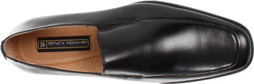 Stacy Adams Hombres Malone Moccasin Black