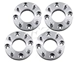 4 ATV Billet Wheel Adapterss 4x137 to 4x110 Thickness 1.5 Inch