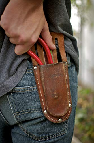 Corona Leather Pruner Scabbard Holster