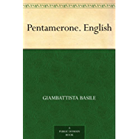 Pentamerone. English
