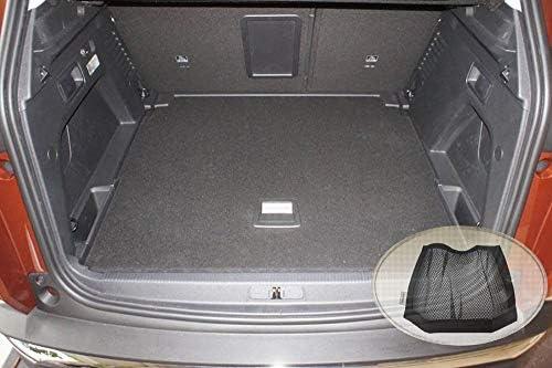 Zentimex Z3080122 Antirutsch Kofferraumwanne Fahrzeugspezifisch Klett Organizer Laderaumwanne Kofferraummatte Auto