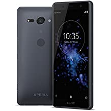 "Sony Xperia XZ2 Compact Unlocked Smartphone - 5"" Screen - 64GB - Black (US Warranty)"