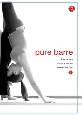 Pure Barre: Ballet Dance & Pilates Fusion Reino Unido DVD ...