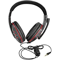 ADSRO Wird Gaming Headset Earphone Headphone with MIC For PS4 XBOX PC
