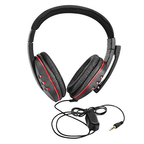 Pr Gaming Headset Headphones w/ Microphone / Voice Control for PS4 - - Of The Origin Kraken