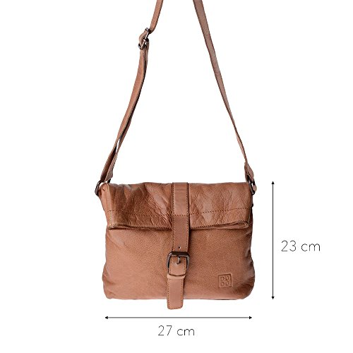 Dudu - Sac porté épaule - TImeless - Mini Bag - Nut Marron - Femme