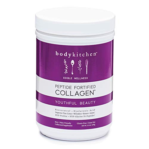 Body Kitchen Peptide Fortified Collagen Youthful Beauty