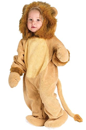 8eighteen Cuddly Lion Infant Halloween Costume (Cuddly Lion Baby Costume)