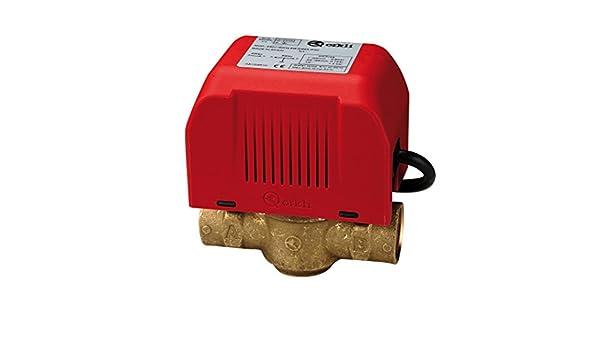 Orkli - Válvula/umschalt Válvula de zona de 2 Vías con endlagen Interruptor para calefacción y solar - Rosca interior, 230.00 voltsV: Amazon.es: Bricolaje y ...