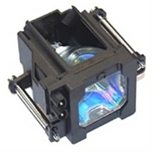 AuraBeam JVC TS-CL110UAA TSCL110U TV Replacement Lamp with Housing