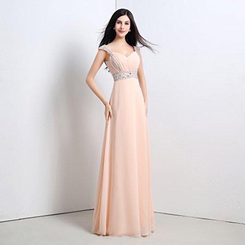 Vestito A Ad Linea Avorio Donna Vimans 46 On6FtxFd