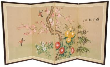 Oriental Furniture 36 Birds in Flight