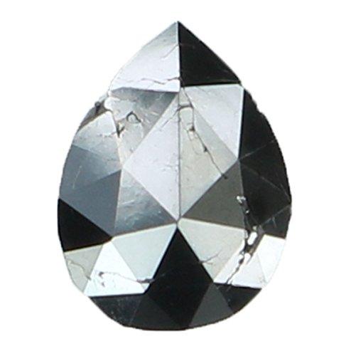 0.43 Ct Pear Diamond - 8