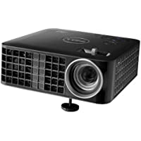 Dell M115HD DLP Mobile Projector, HDTV, 16:10, 1280x800, WXGA, 10000:1, 450 lm, HDMI/USB/VGA, Speaker