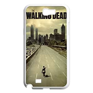 Samsung Galaxy N2 7100 Cell Phone Case White The Walking Dead oiehz