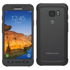 Samsung Galaxy S7 Active 32GB Titanium Gray GSM Unlocked