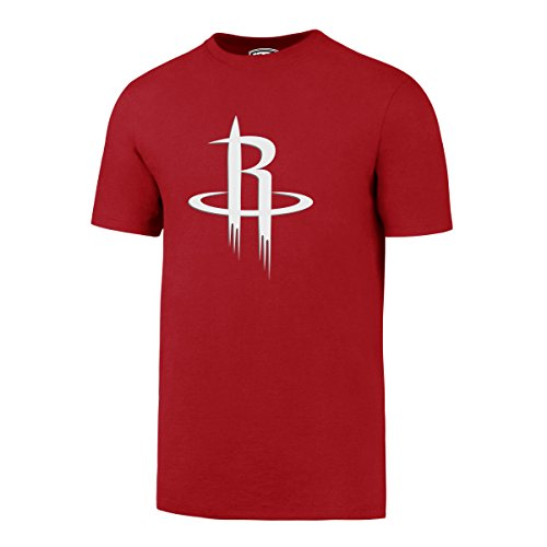 NBA Houston Rockets Men's OTS Rival Tee, Large, Red