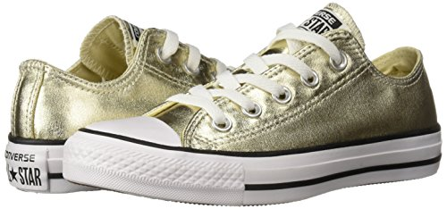 Taylor White Gold Black All Star adulte Unisexe Converse Chuck Light 5fq6x6U8