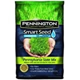 Pennington 100086573 Smart Seed Pennsylvania State Grass Seed Mix, 3-Pound
