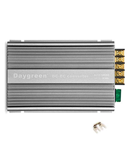 (Daygreen 24V to 12V 60A 720W Car Step Down Power Voltage Regulator DC DC Converter W Acc Switch)