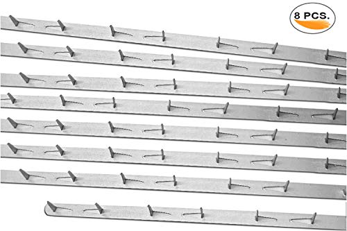 (8 pieces Tacking Metal Tack Strips 30